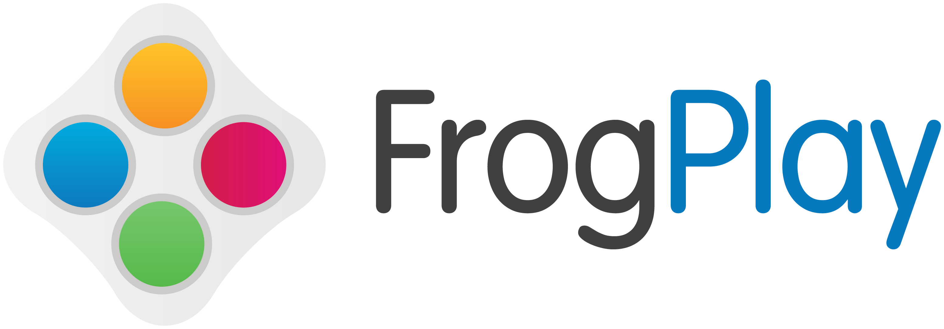FrogPlay Logo Horizontal Full